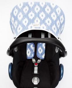 Funda portabebes Max-Cosi Azul TramuntanaBaby