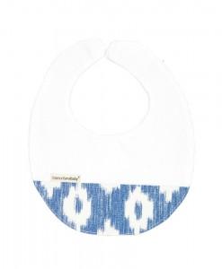 Babero Bebe Azul TramuntanaBaby