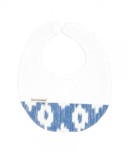 Babero-Azul-TramuntanaBaby